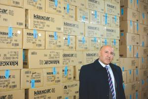 Saâd Aribi, gérant de Aribi Import