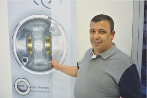 Fouad DAMBRI, Directeur général de SPHENX CO