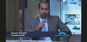 Hichem Bouzidi, Directeur général de Tec Auto, Président de l'Association Opérateur Economique et Président de Groupauto Maghreb