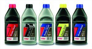 Liquide de frein de marque TRW