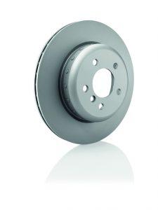 Nouvelle gamme de disques de frein bi-matière chez Bosch