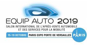 Retrouvez nous sur Equip Auto Paris Octobre 2019