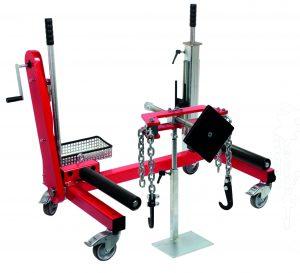 Extracteur de roue febi pour Poids Lourds