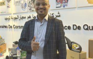 Ouari Abdelouahab, directeur général deCORSMA Group