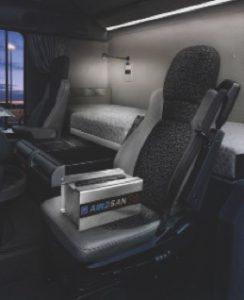 AIR2 SAN par TEXA, solution innovante de désinfection des véhicules à l'ozone