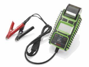Nouveau testeur de batteries Bosch BAT 115: rapideet efficace pour batteries 6V et 12V