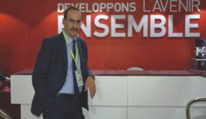Mohammed Siad, Président directeur général du Groupe SIAD