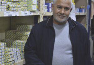 Benamar Abdellahi, directeur général deNord Est Auto Trading