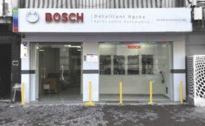 Premier Bosch retail store en Algérie