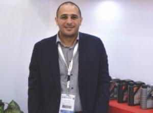 Mohamed Lamine Kadri, directeur général Kadiri import-export
