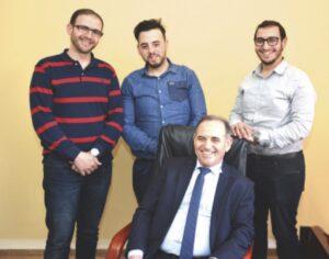 Said Mansour, président d'EMSG Mansour et du club économique algérien