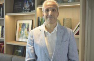 Salim Khebbab, directeur de KTRI